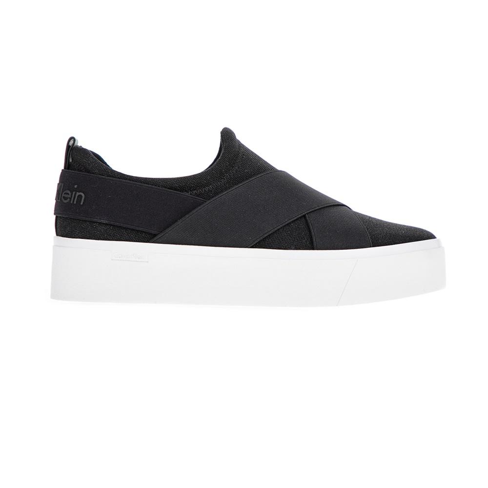 CALVIN KLEIN JEANS – Γυναικεία παπούτσια CALVIN KLEIN JEANS JENIFER μαύρα