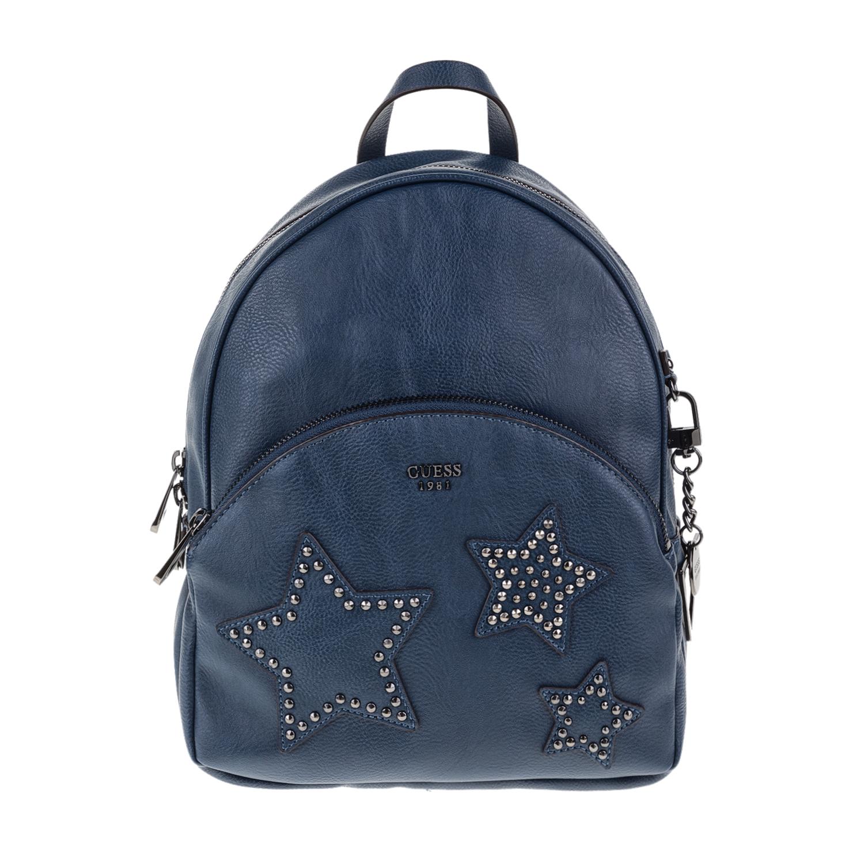 GUESS – Γυναικεία τσάντα πλάτης BRADYN GUESS μπλε