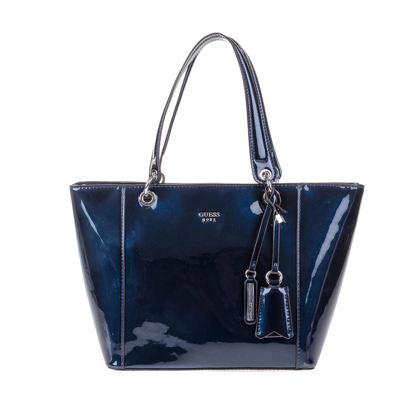 GUESS – Γυναικεία τσάντα ώμου KAMRYN GUESS μπλε 1571356.0-0016