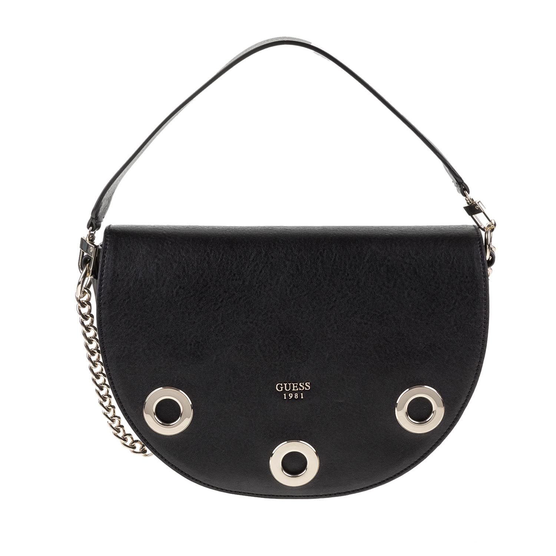 GUESS – Γυναικεία τσάντα DINAH GUESS μαύρη 1571447.0-0071
