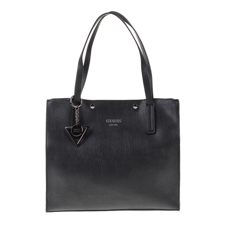 GUESS – Γυναικεία τσάντα KINLEY GUESS μαύρη 1571463.0-0071