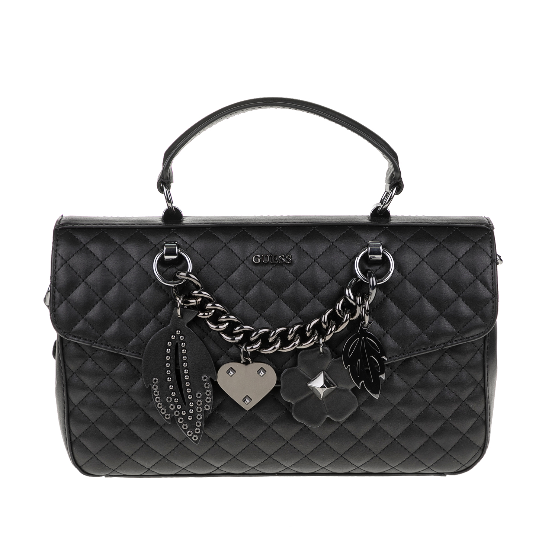 GUESS – Γυναικεία τσάντα STASSIE GUESS μαύρη 1571466.0-0071