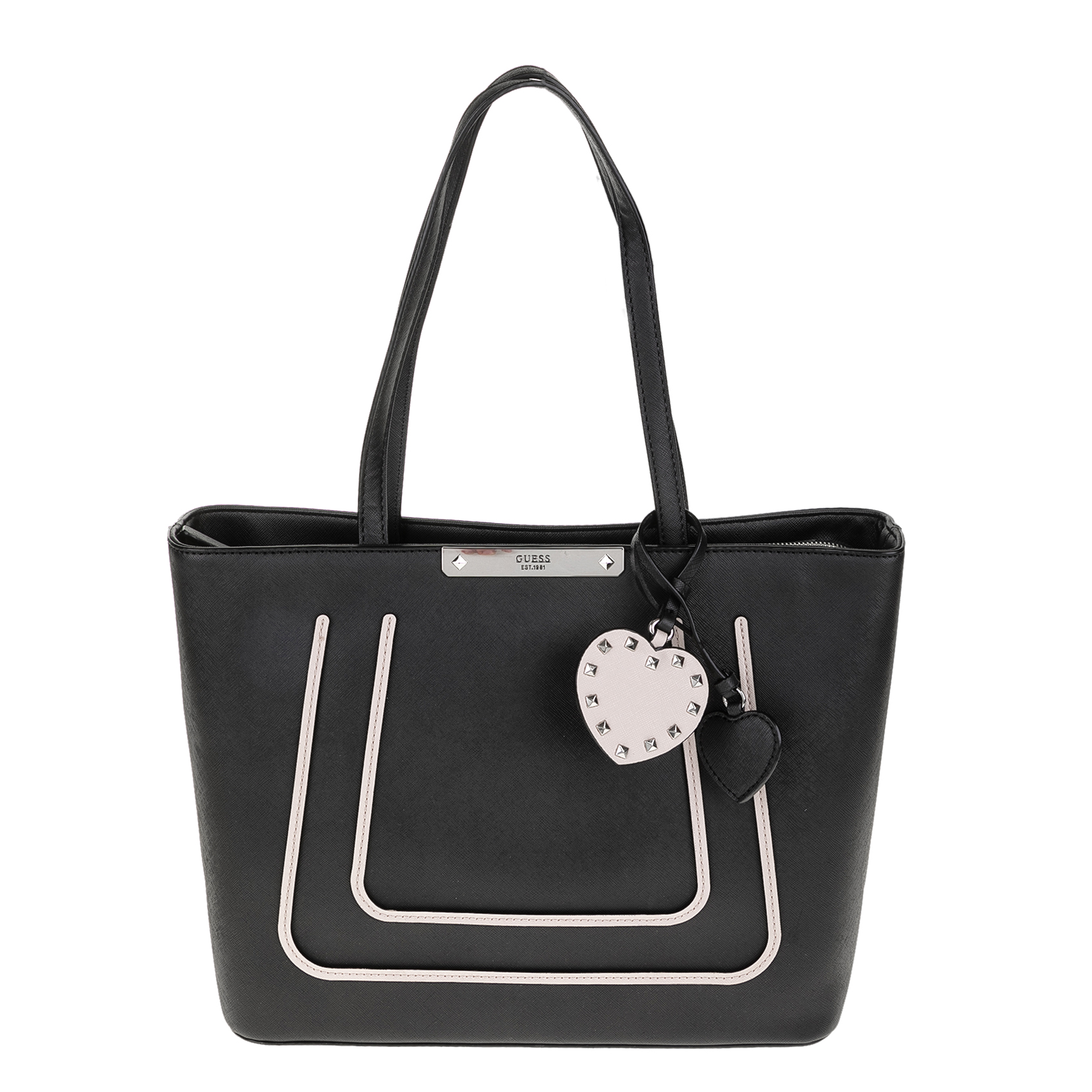 GUESS – Γυναικεία τσάντα GUESS BRITTA μαύρη 1571469.0-7191