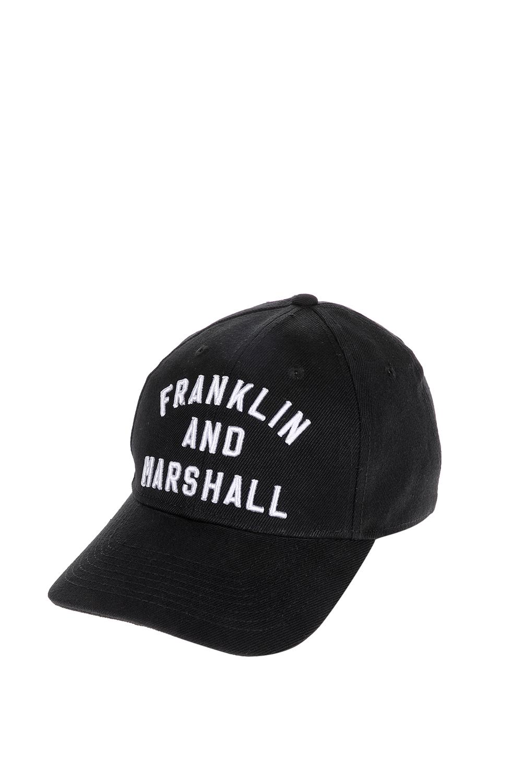 FRANKLIN & MARSHALL – Καπέλο Franklin & Marshall χακί