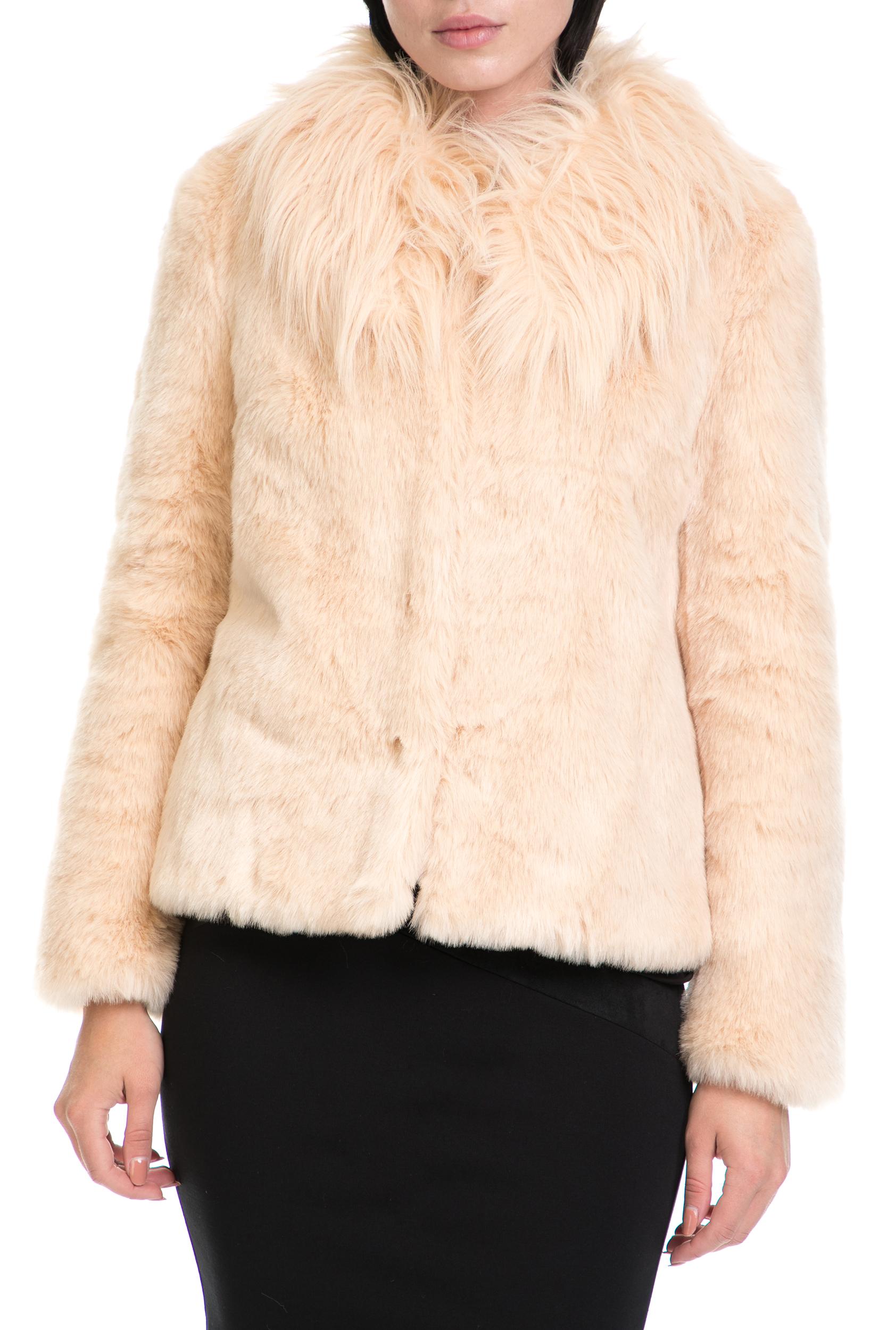 GUESS – Γυναικείο παλτό AGATA GUESS ροζ