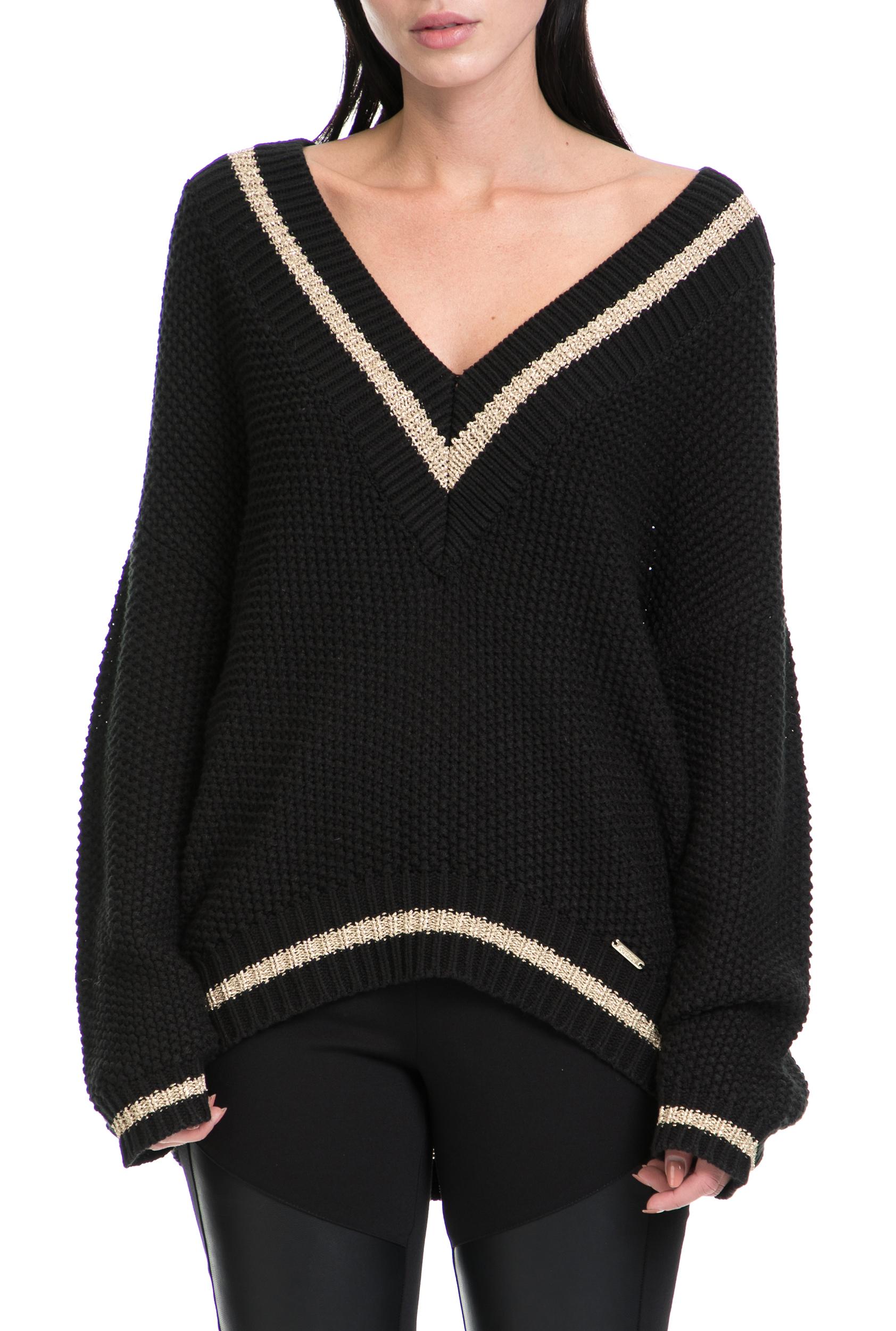 e0d003816902 Γυναικεία   Ρούχα   Πλεκτά   Πουλόβερ   Γυναικεία μπλούζα Lalli ...