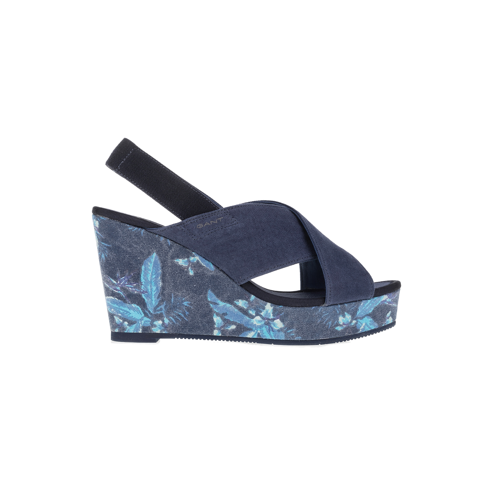 GANT – Πλατφόρμες GANT Stella μπλε
