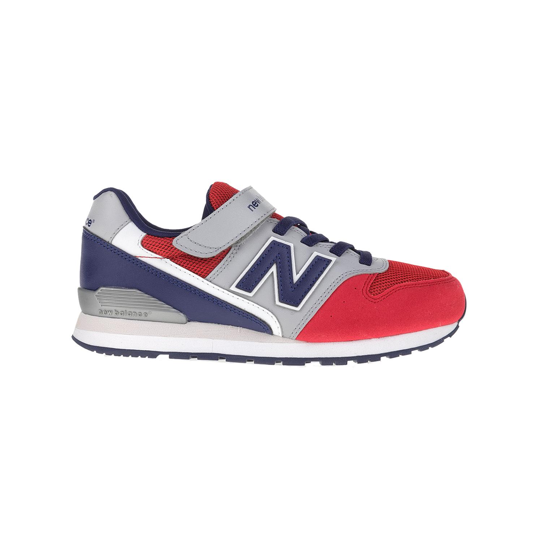 NEW BALANCE – Παιδικά unisex παπούτσια NEW BALANCE KV996OPY μπλε-κόκκινο-γκρι