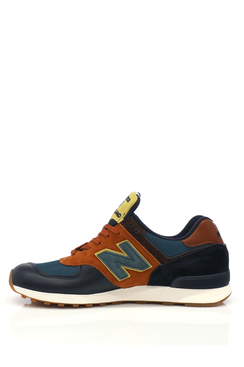 NEW BALANCE – Ανδρικά sneakers NEW BALANCE 576 Yard Pack μπλε