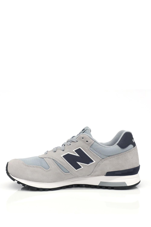 a919a2f1b77 NEW BALANCE - Γυναικεία sneakers NEW BALANCE γκρι-σιέλ