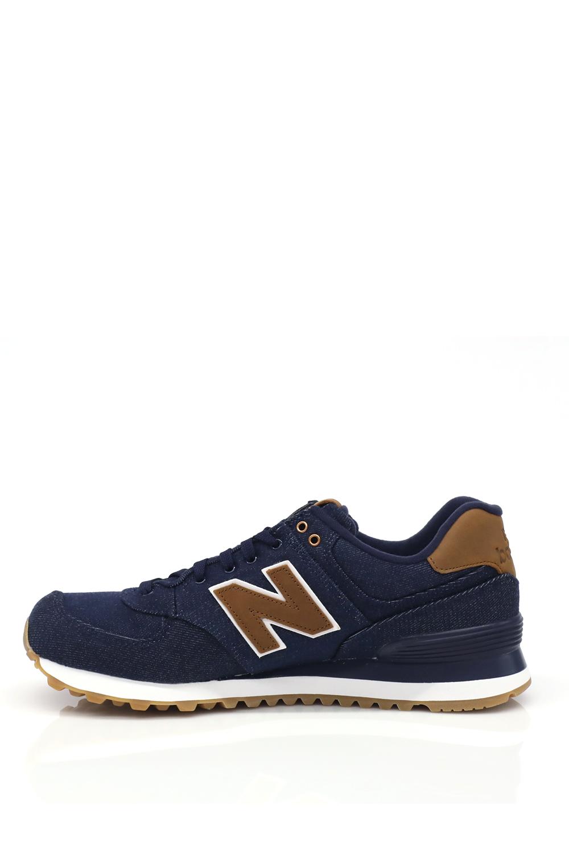 NEW BALANCE – Ανδρικά sneakers NEW BALANCE μπλε