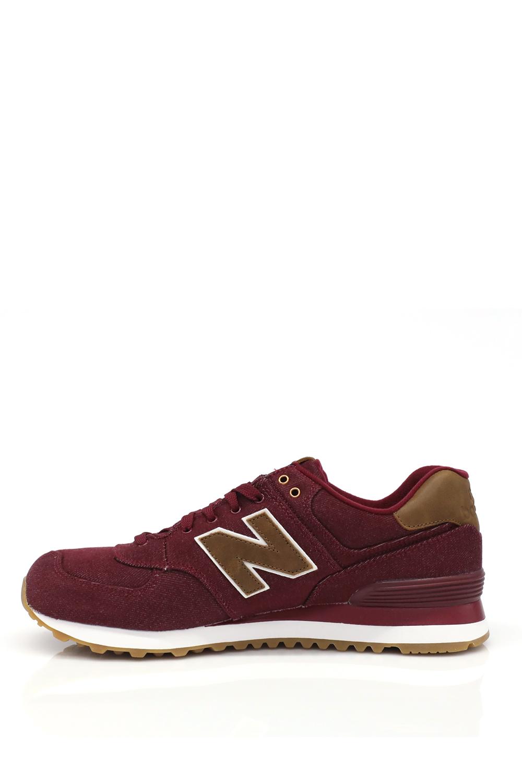 NEW BALANCE – Ανδρικά sneakers NEW BALANCE μαύρα