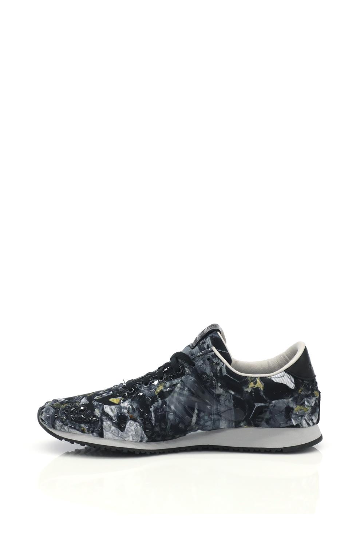 NEW BALANCE – Γυναικεία sneakers NEW BALANCE γκρι-μαύρα