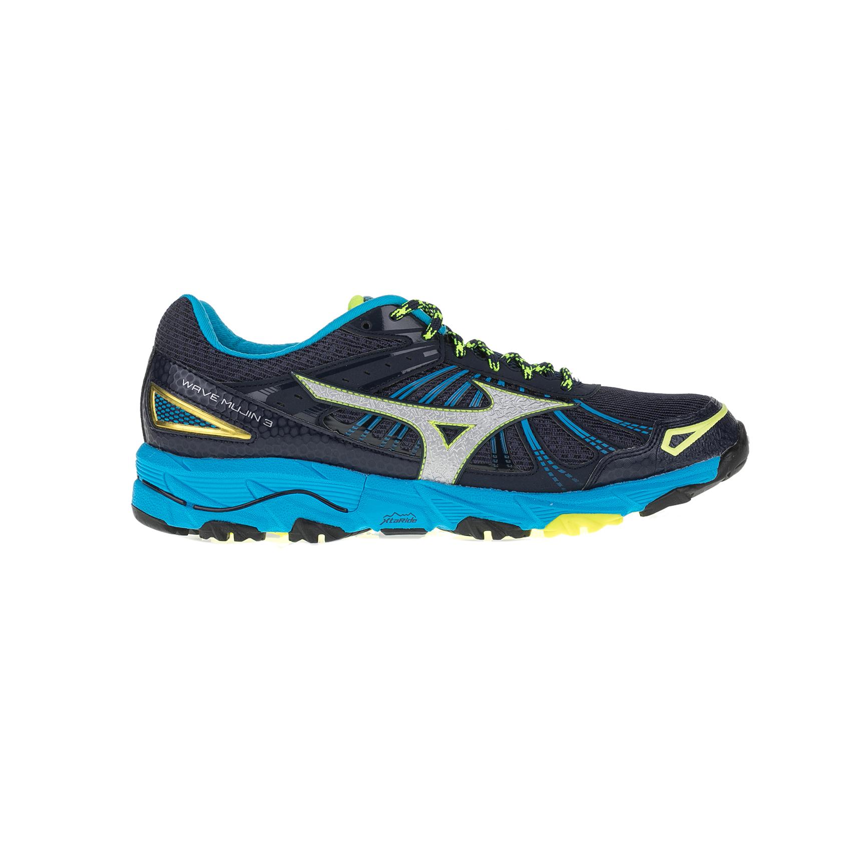 MIZUNO – Ανδρικά παπούτσια για τρέξιμο MIZUNO Wave Mujin 3 μπλε
