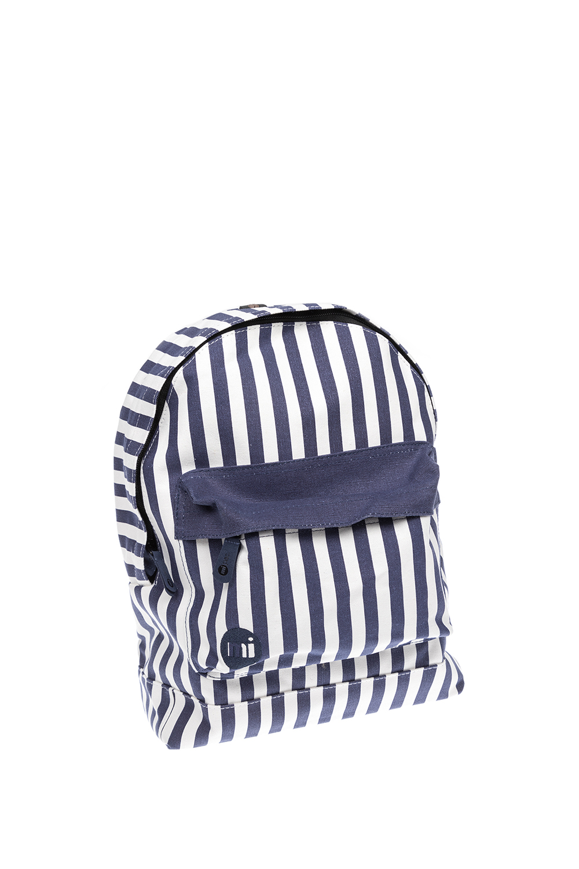MI PAC – Γυναικεία τσάντα Mi-Pac μπλε-λευκή