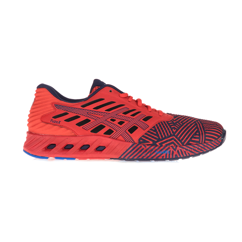 ASICS (FO) - Ανδρικά αθλητικά παπούτσια Asics FuzeX κόκκινα