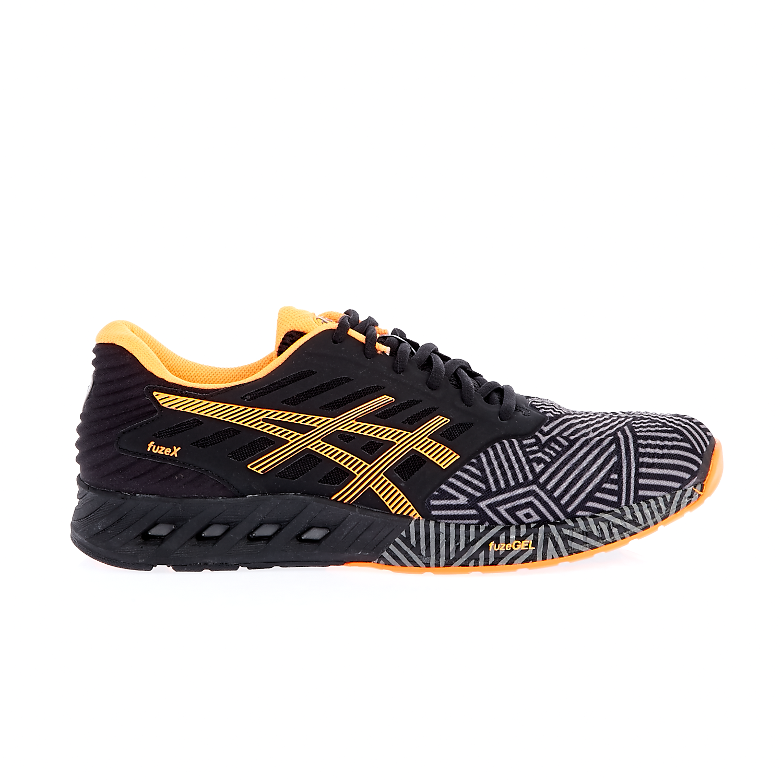 ASICS - Ανδρικά παπούτσια Asics fuzeX μαύρα ανδρικά παπούτσια αθλητικά running