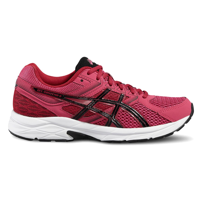 ASICS - Γυναικεία παπούτσια Asics GEL-CONTEND 3 φούξια γυναικεία παπούτσια αθλητικά running