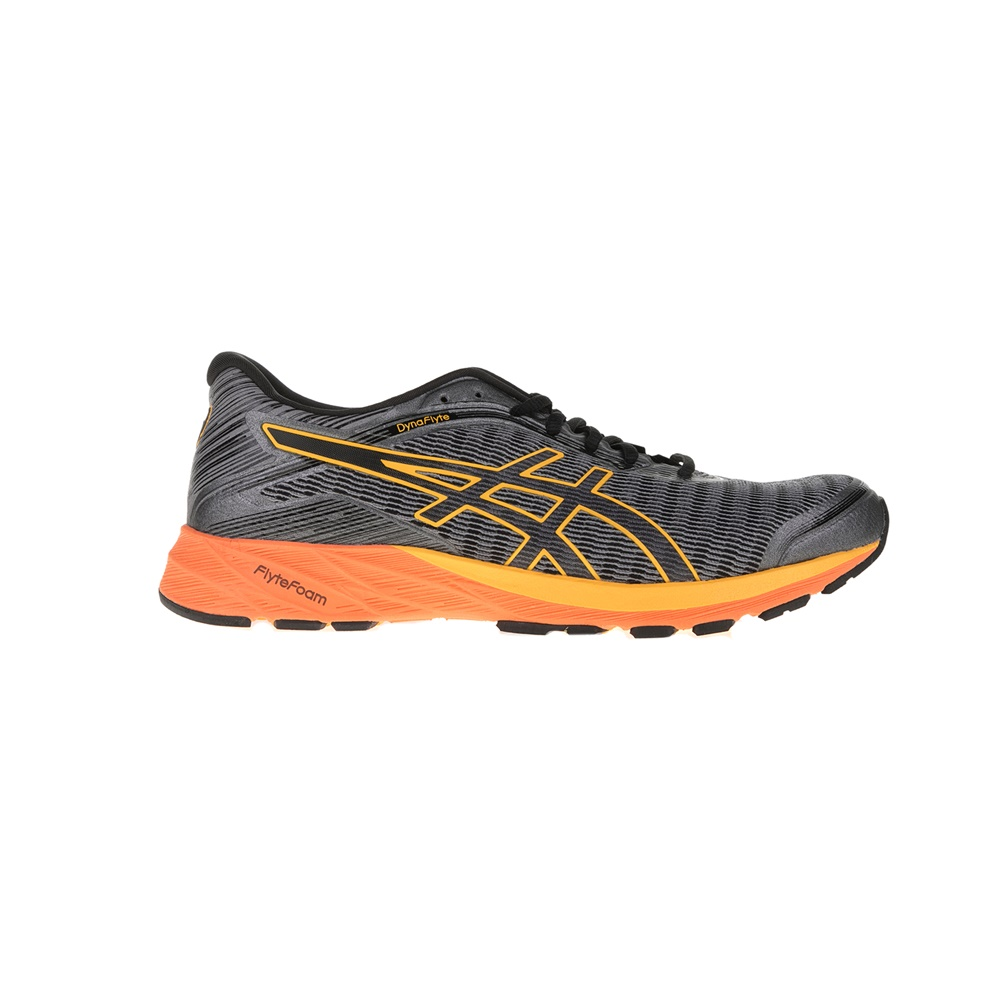 ASICS – Ανδρικά αθλητικά παπούτσια ASICS DynaFlyte γκρι – πορτοκαλί
