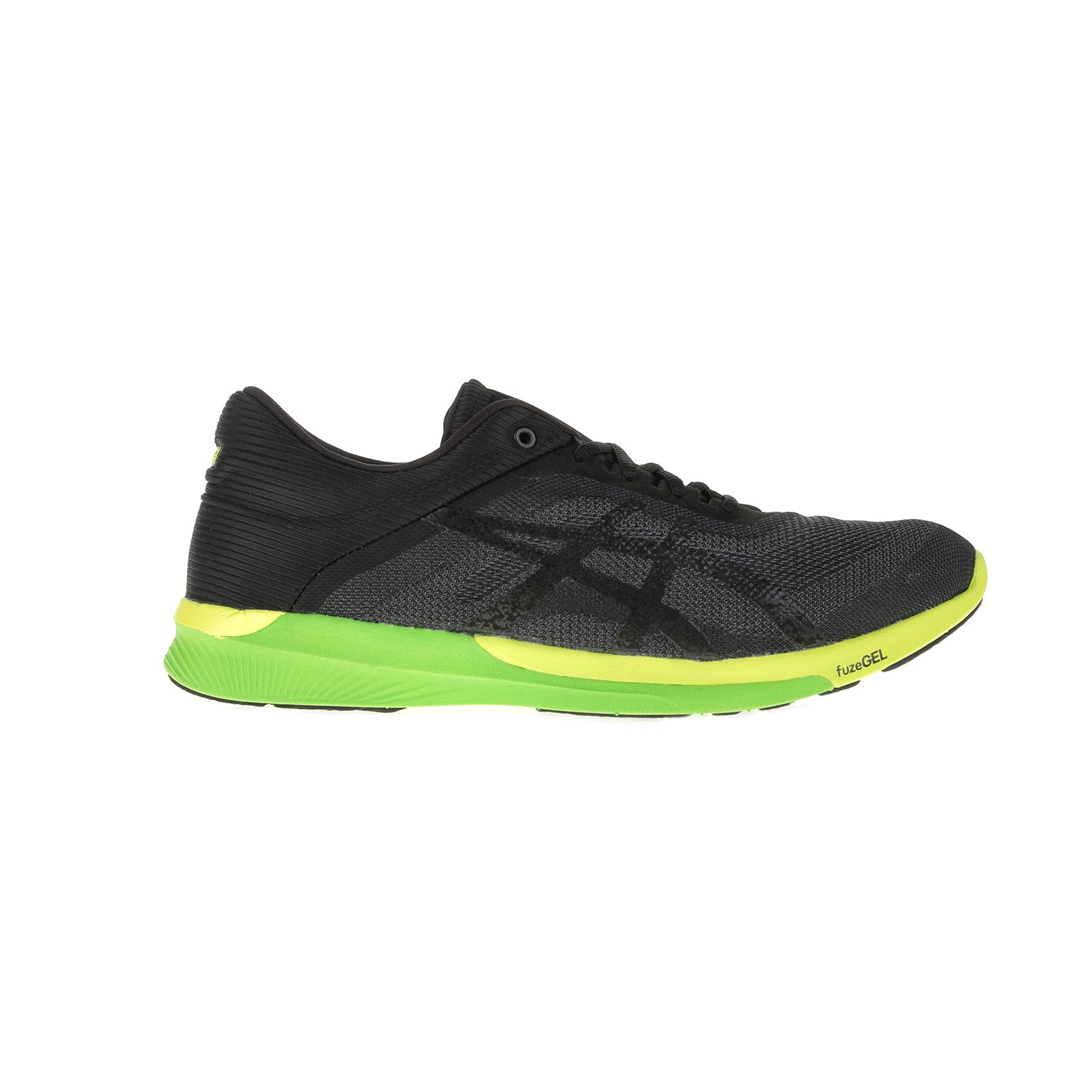 ASICS – Ανδρικά παπούτσια ASICS fuzeX Rush μαύρα-ανθρακί