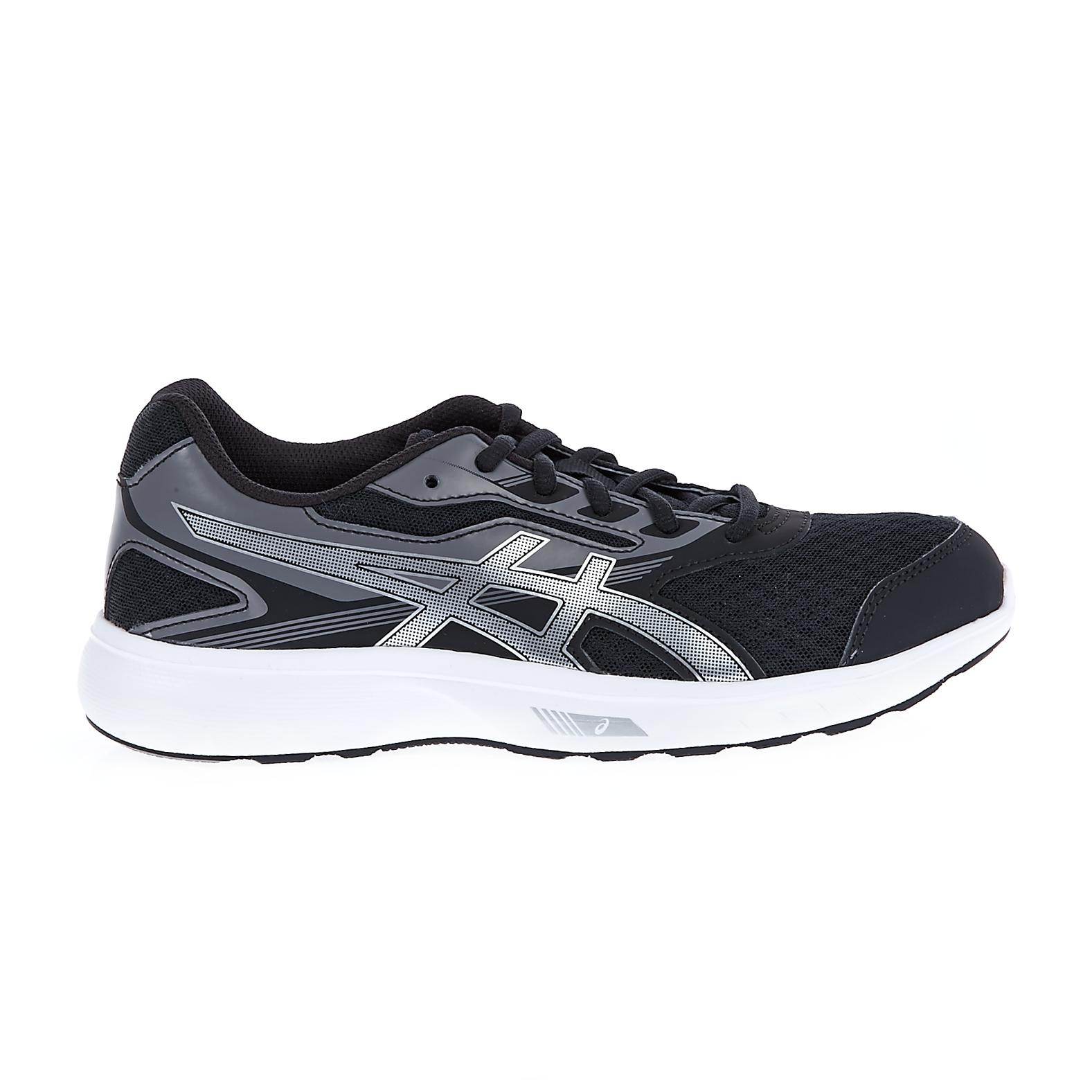 ASICS - Παιδικά αθλητικά παπούτσια ASICS STORMER GS μαύρα παιδικά boys παπούτσια αθλητικά