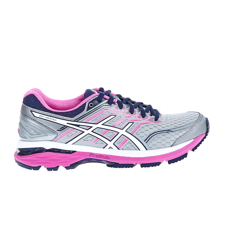 ASICS - Γυναικεία αθλητικά παπούτσια ASICS GT-2000 5 γκρι γυναικεία παπούτσια αθλητικά running