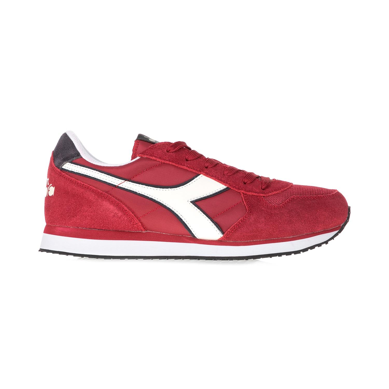 DIADORA – Ανδρικά sneakers DIADORA κόκκινα