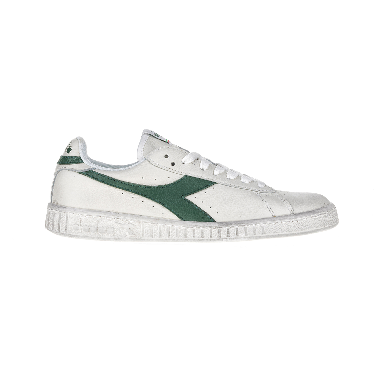 DIADORA – Unisex παπούτσια T1 T2 GAME L LOW WAXED λευκά