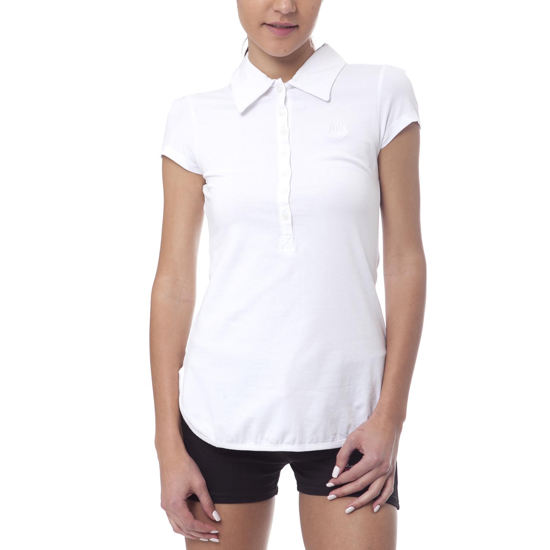 00987024daa2 Factory Outlet Περισσότερα ». -78% GAMBLING – Γυναικεία μπλούζα Gambling  λευκή