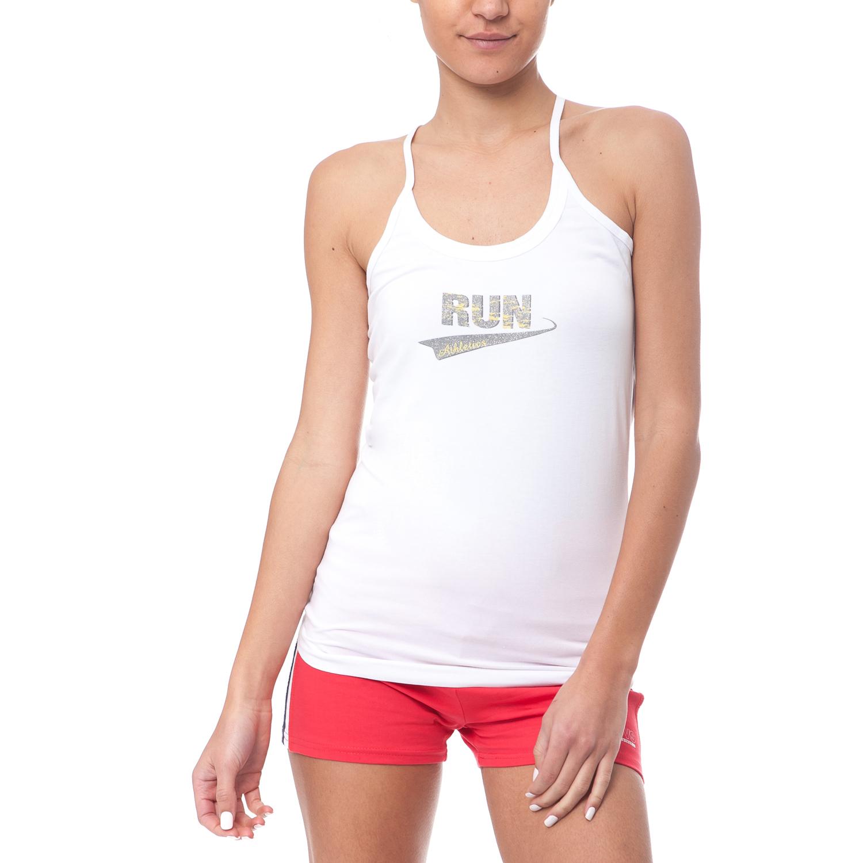 751044bdeae4 GAMBLING – Γυναικεία μπλούζα Gambling λευκή. Factory Outlet