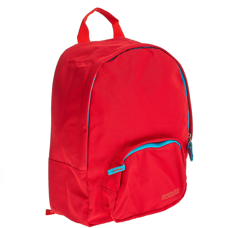 AMERICAN TOURISTER - Τσάντα πλάτης American Tourister κόκκινη γυναικεία αξεσουάρ τσάντες σακίδια πλάτης
