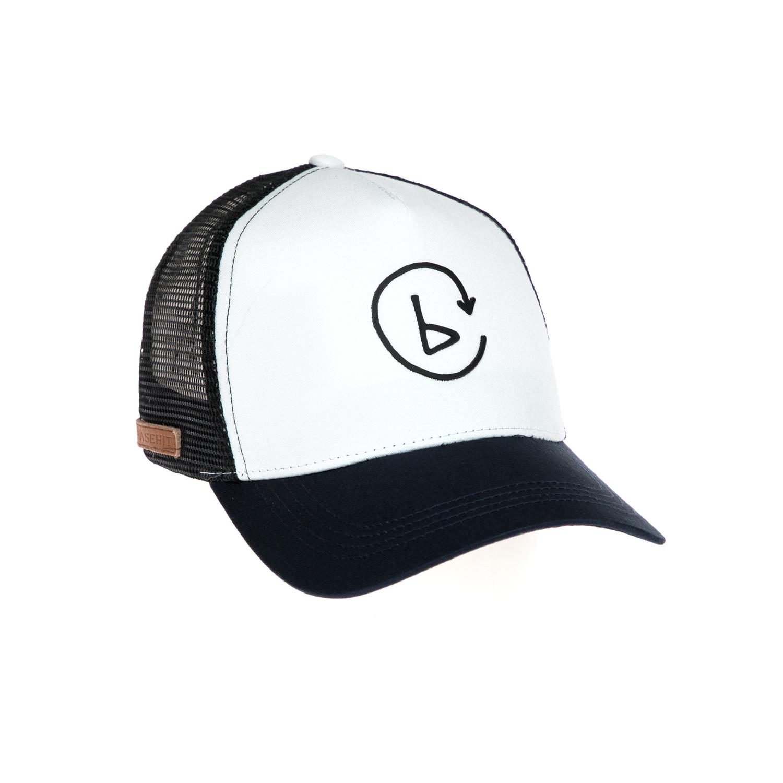 BASEHIT - Καπέλο τζόκεϋ Basehit λευκό γυναικεία αξεσουάρ καπέλα αθλητικά