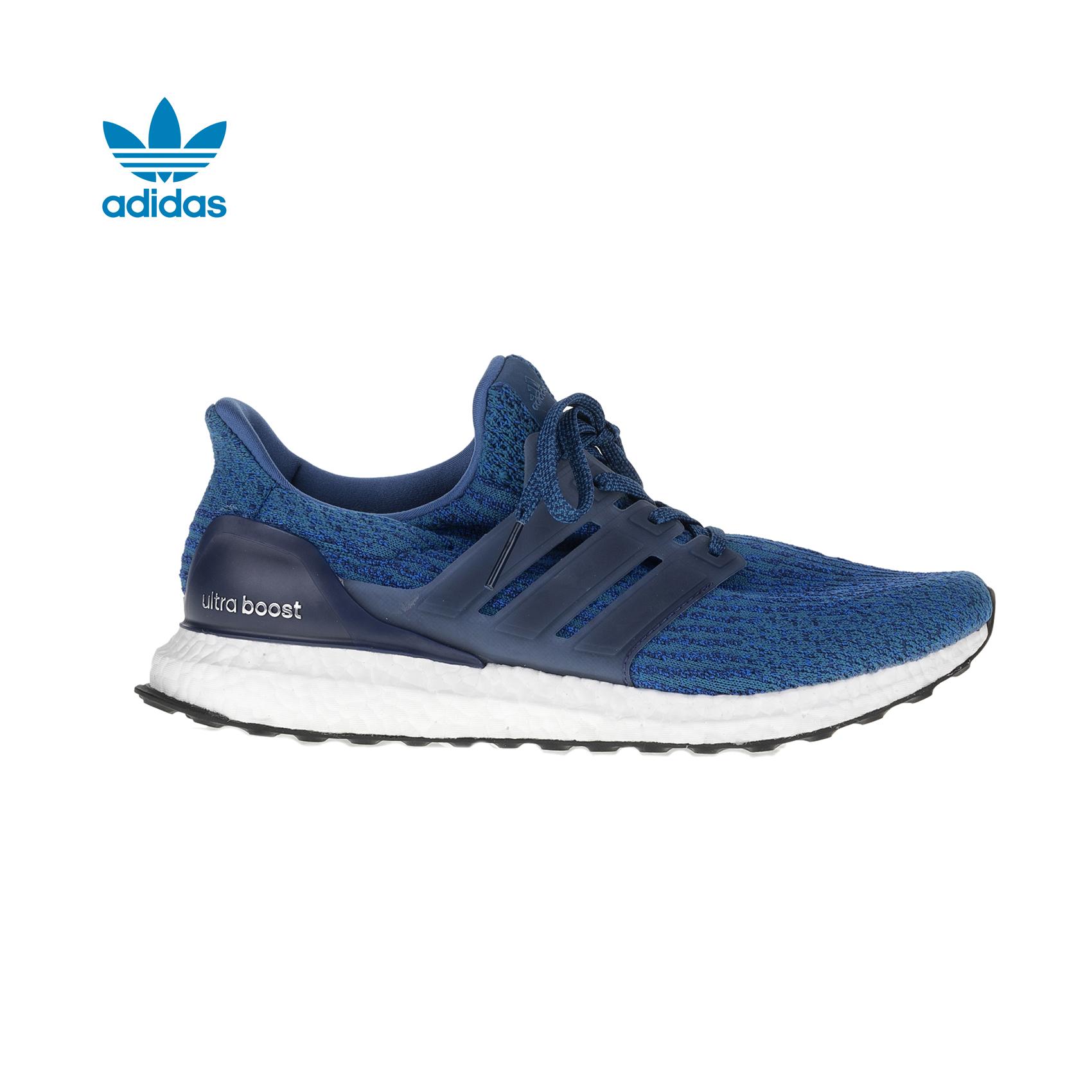 adidas Originals - Ανδρικά παπούτσια τρεξίματος adidas UltraBOOST μπλε ανδρικά παπούτσια αθλητικά running