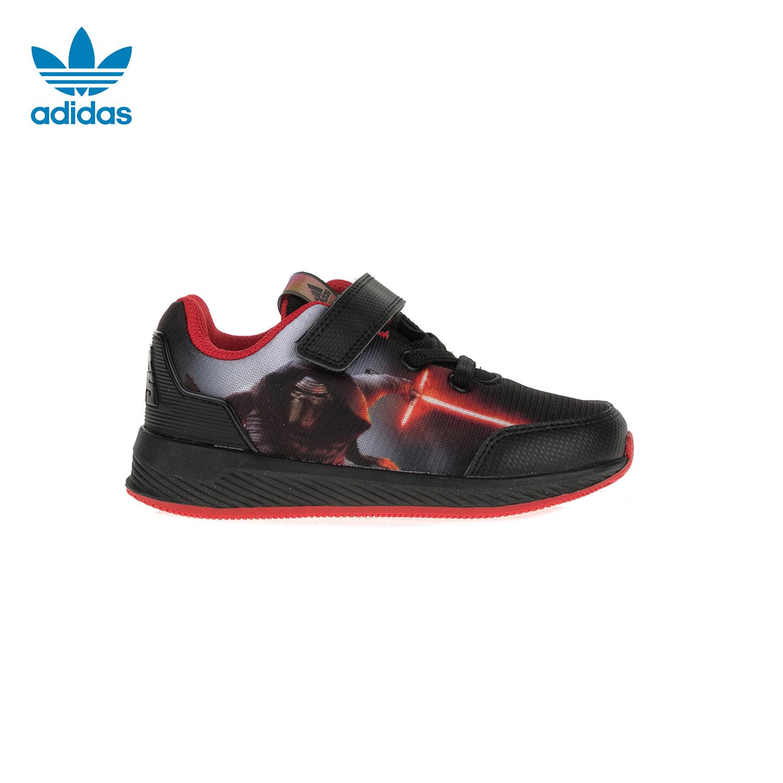 adidas Originals – Βρεφικά παπούτσια adidas Star Wars EL I μαύρα