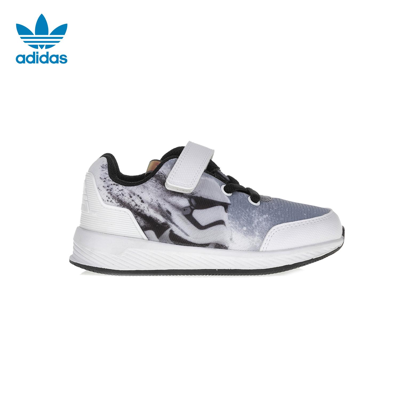 adidas Originals – Βρεφικά παπούτσια adidas Star Wars EL I λευκά