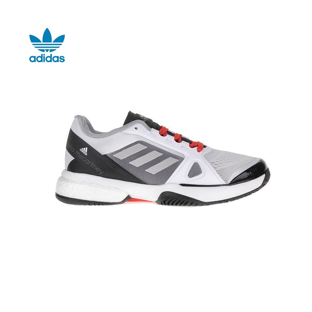 adidas Originals – Γυναικεία παπούτσια τένις adidas Barricade Boost 2017 λευκά