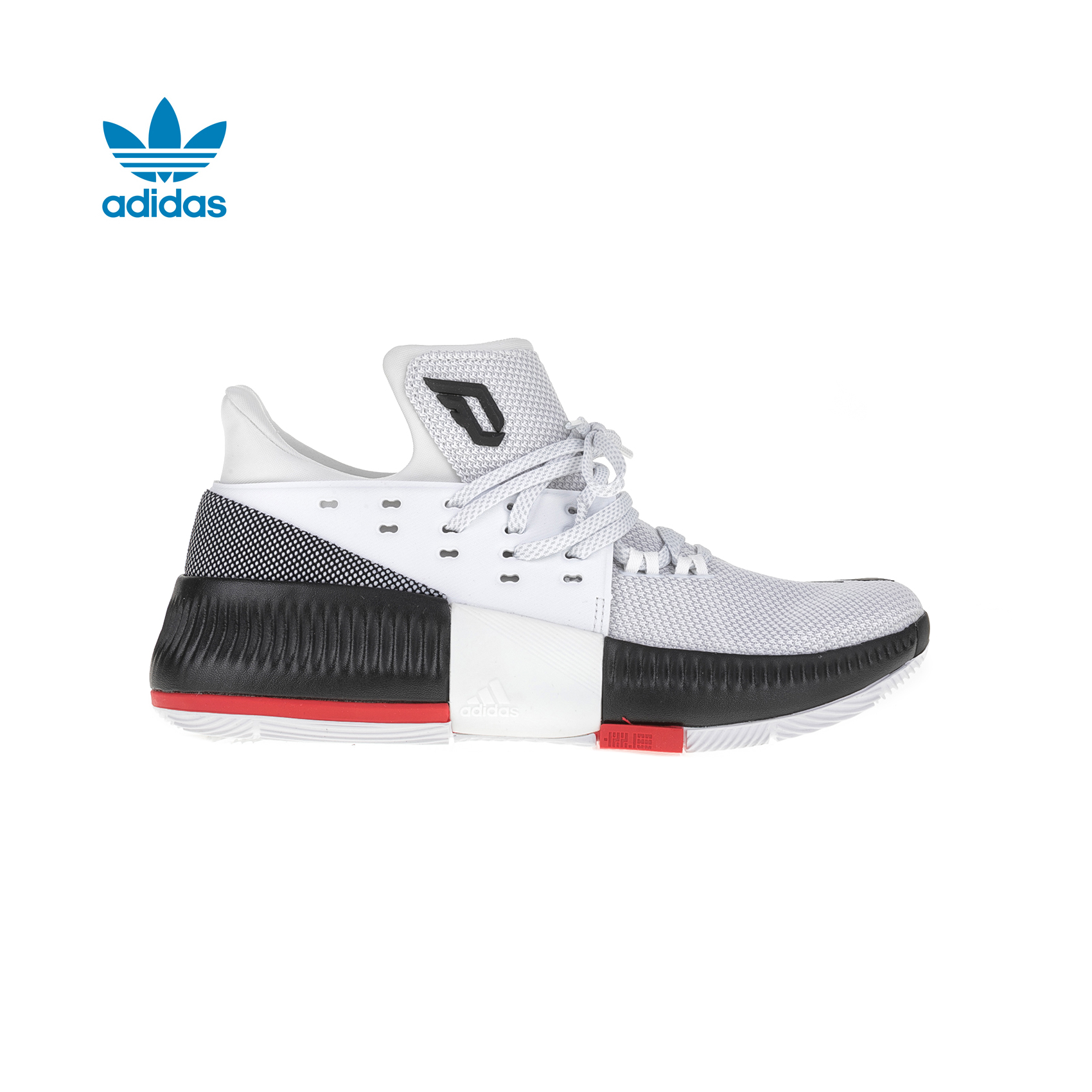 best service 6c885 ca857 adidas Originals - Παιδικά παπούτσια μπάσκετ adidas Crazy Time J λευκά