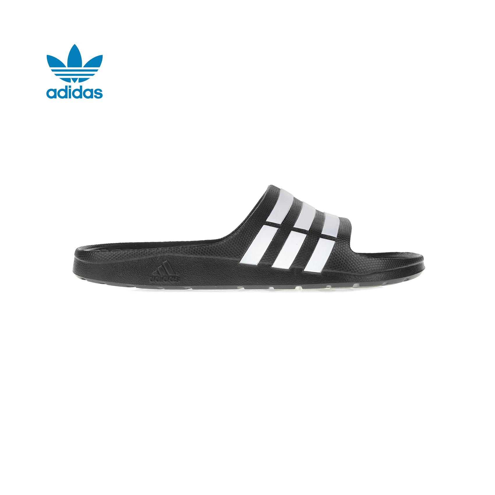 1f040aba60c -30% adidas Originals – Unisex sliders adidas DURAMO μαύρα