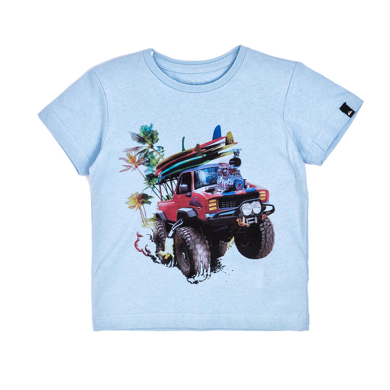 QUICKSILVER – Παιδικό T-shirt QUICKSILVER μπλε
