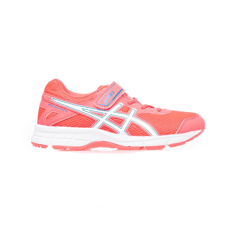 ASICS - Παιδικά αθλητικά παπούτσια ASICS PRE GALAXY 9 PS πορτοκαλί παιδικά boys παπούτσια αθλητικά