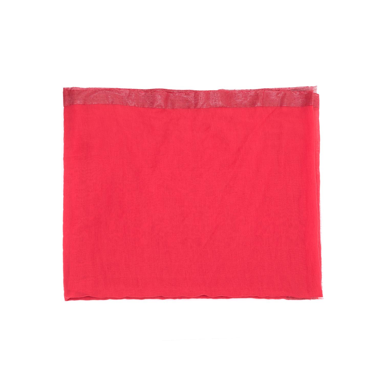MOTIVI - Φουλάρι MOTIVI κοραλί γυναικεία αξεσουάρ φουλάρια κασκόλ γάντια