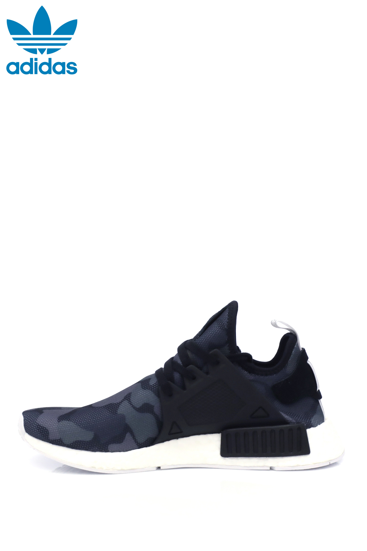 adidas - Ανδρικά παπούτσια adidas NMD_XR1 μαύρα-γκρι ανδρικά παπούτσια sneakers