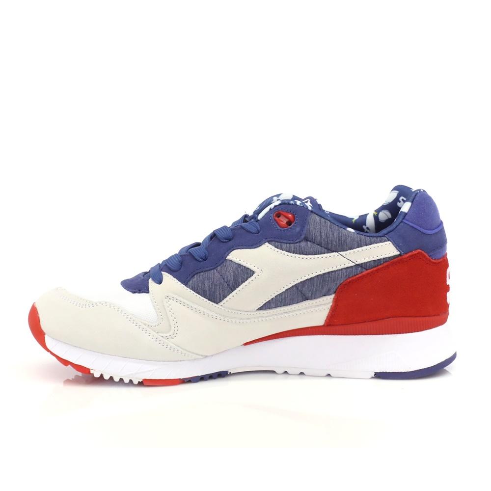 e476b0825da DIADORA - Ανδρικά παπούτσια DIADORA μπλε-λευκά