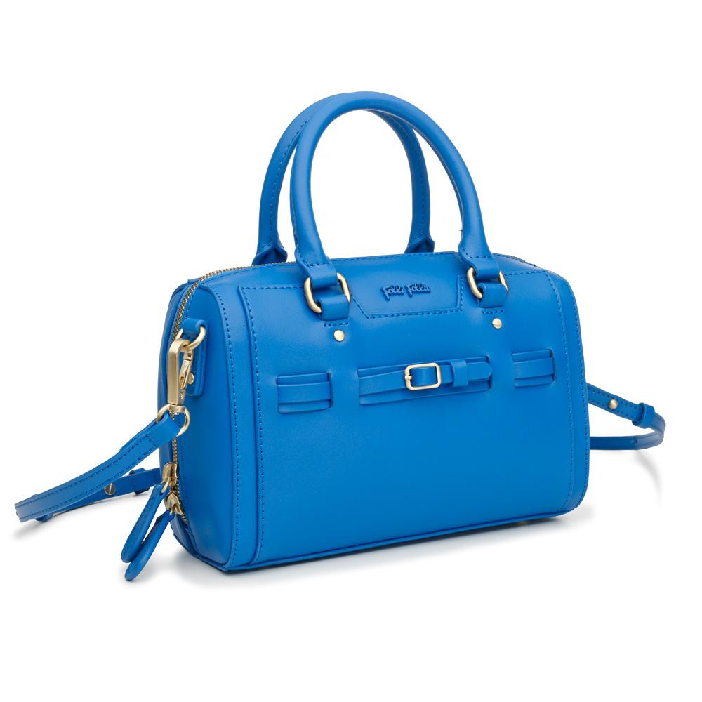 FOLLI FOLLIE – Γυναικεία τσάντα χειρός FOLLI FOLLIE μπλε 1587206.0-0000