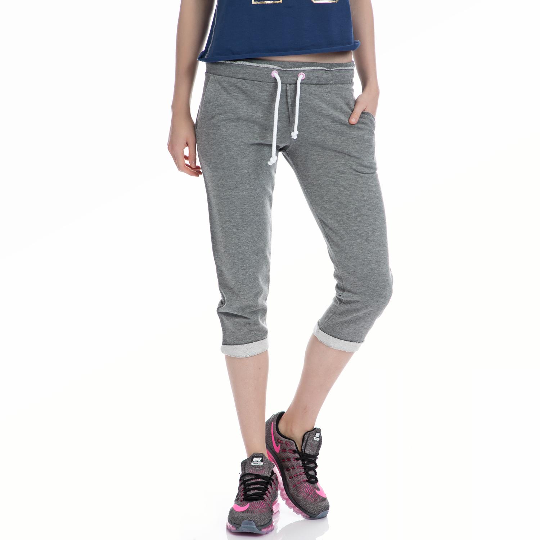 BODYTALK - Γυναικεία φόρμα BODYTALK γκρι γυναικεία ρούχα αθλητικά φόρμες