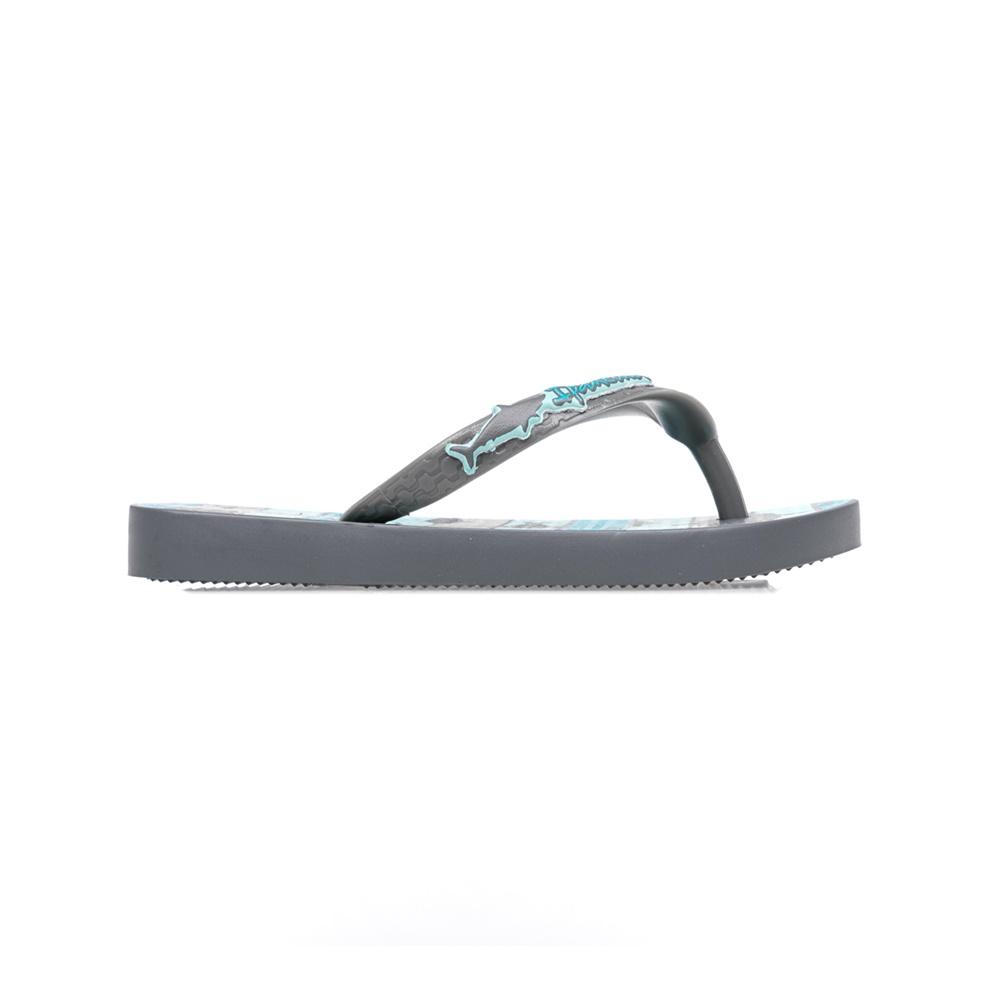 IPANEMA - Παιδικές σαγιονάρες IPANEMA μπλε-γκρι παιδικά boys παπούτσια σαγιονάρες