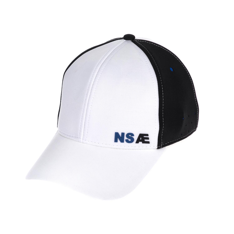NORTH SAILS – Ανδρικό καπέλο CAP BASEBALL NORTH SAILS λευκό-μαύρο