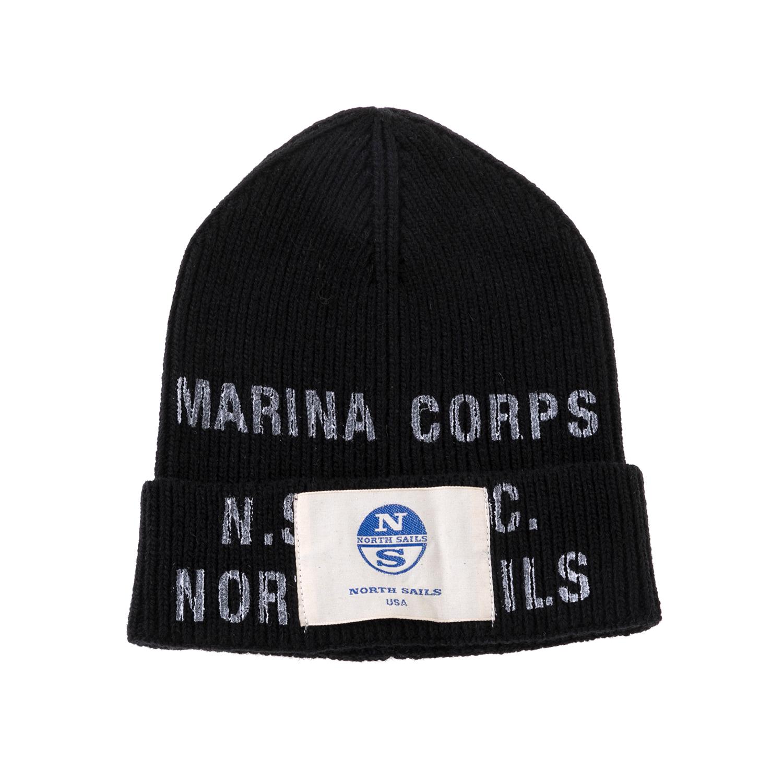 NORTH SAILS – Σκούφος North Sails μαύρος