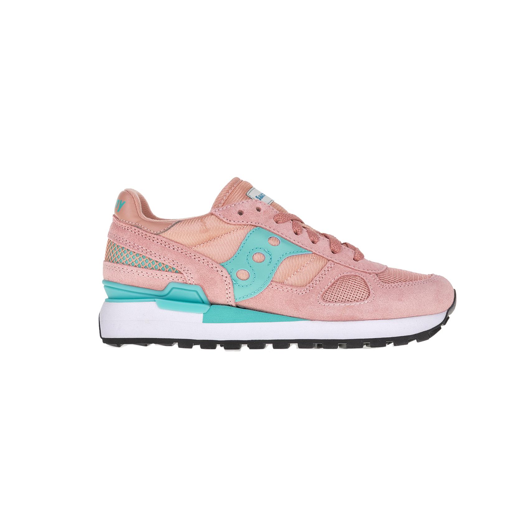 SAUCONY – Γυναικεία αθλητικά παπούτσια SHADOW SAUCONY ροζ