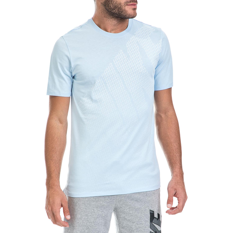 NIKE – Ανδρική μπλούζα NIKE γαλάζια